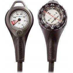 Konsola 2 AQL+ manometr + kompas